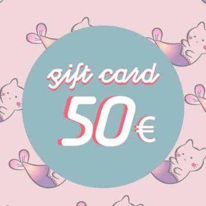 gioielli gift cards 50neuro rwa
