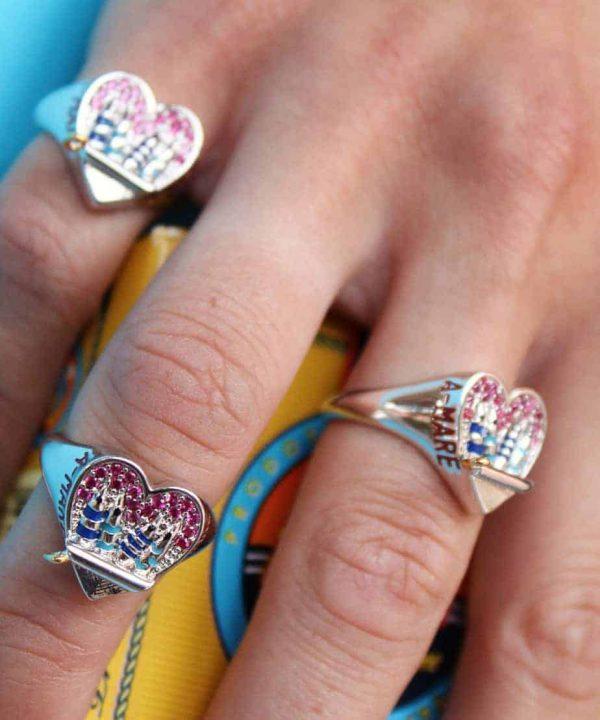 collezione_a mare_rwa_jewels_gioielli_milano_pesci_sardine_anelli_ottone