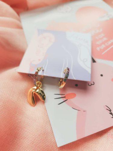 CREA il tuo MONO orecchino PERSONALIZZATO! photo review